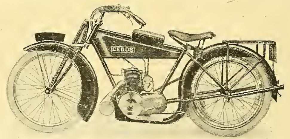 1922 IXIONRIDES CEDOS