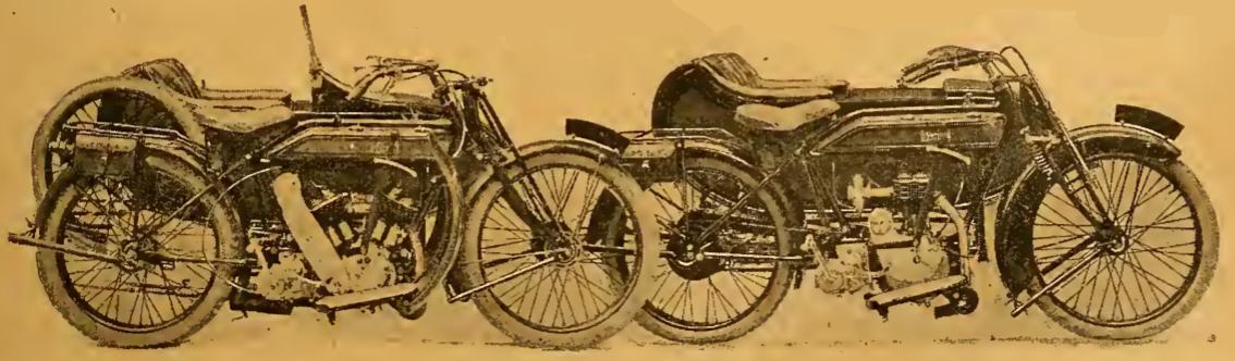 1921 JAMES COMBOS