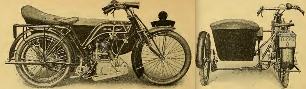 1921 NEW COMET COMBO