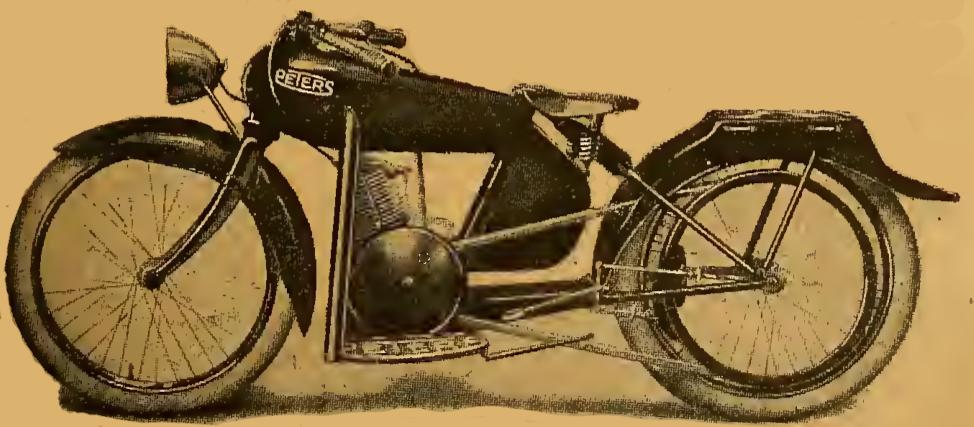 1921 PETERS