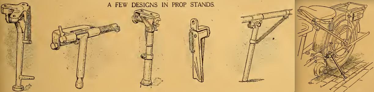 1921 PROPSTANDS