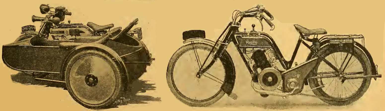 1921 RADCO DUO