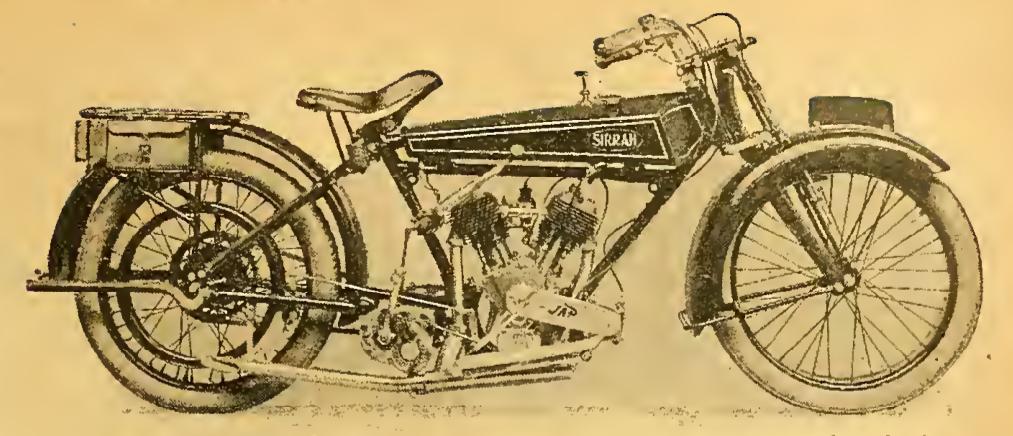 1921 SIRRAH TWIN