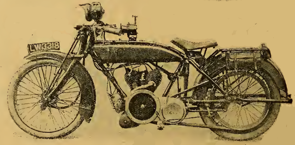 1921 STANGER TWIN