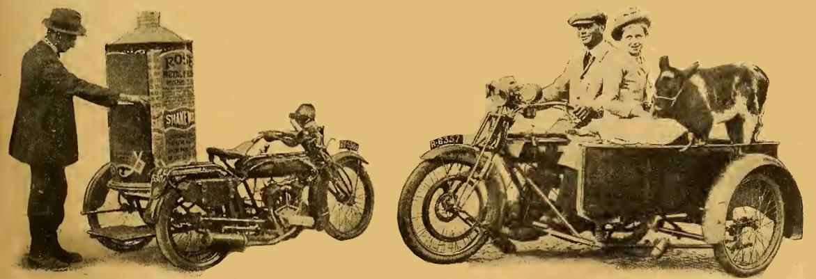 1921 UTILITY COMBOS