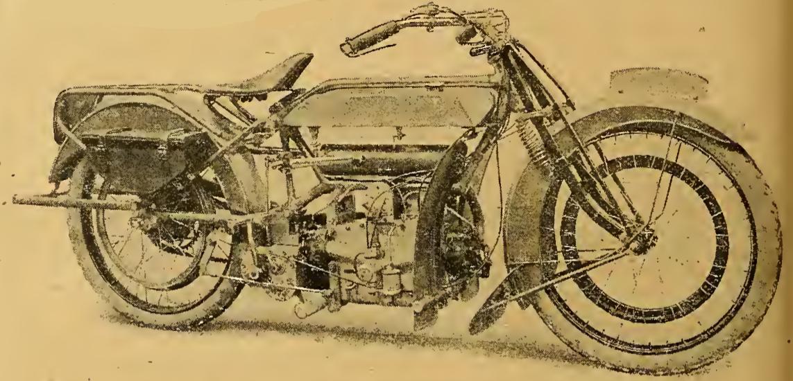 1921 ZENITH CHAIN