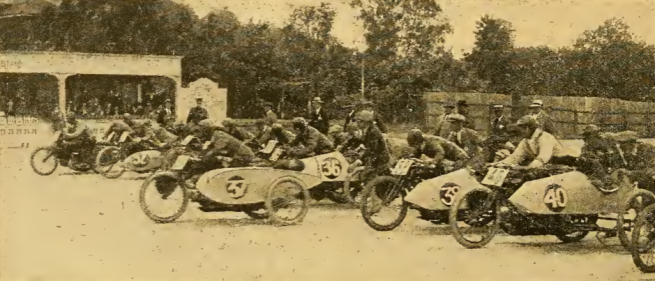 1922 200MILES SCARS