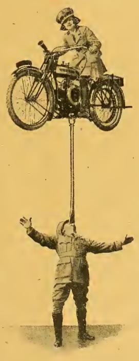 1922 BIKE BALANCER