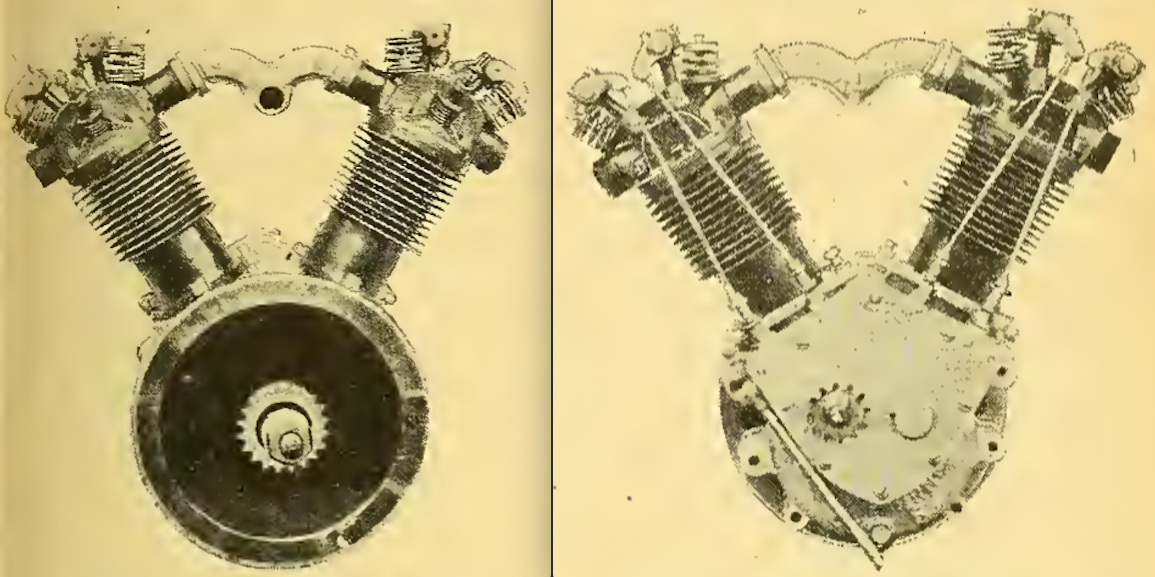 1922 BLACKBURN V-TWIN