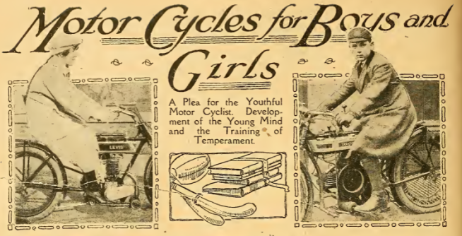 1922 BOYS AND GIRLS