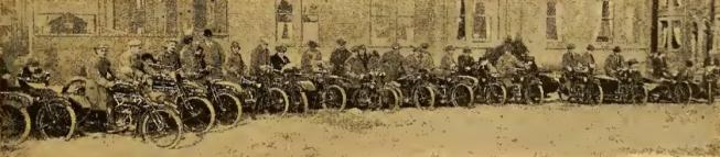 1922 BRADBURYS