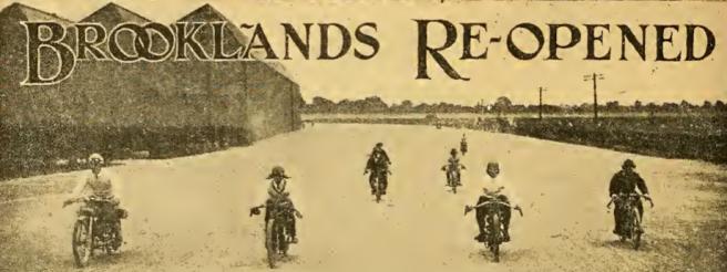 1922 BROOKLANDS OPEN