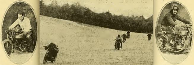 1922 BROOKLANDS TT