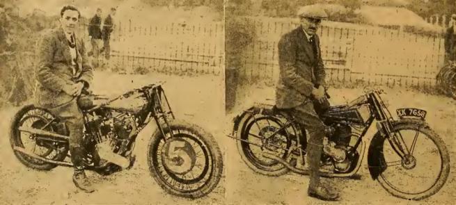 1922 BROOKLANDS WINNERS