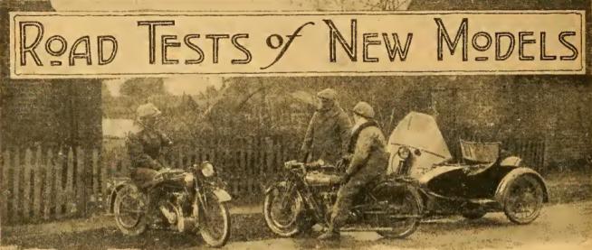 1922 BROUGH TEST AW
