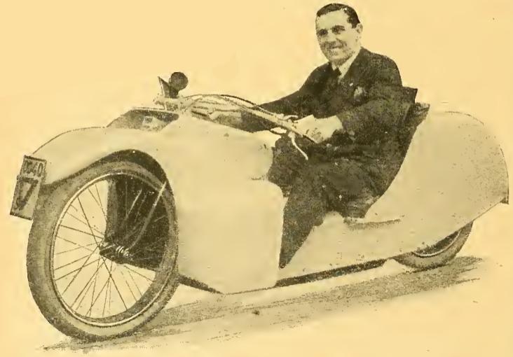 1922 CLEANBIKE
