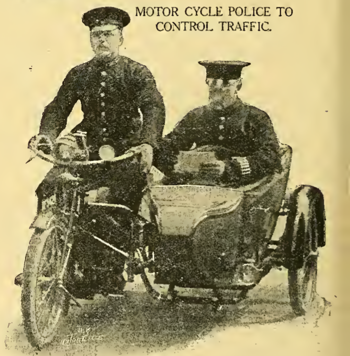 1922 COPS OUTFIT