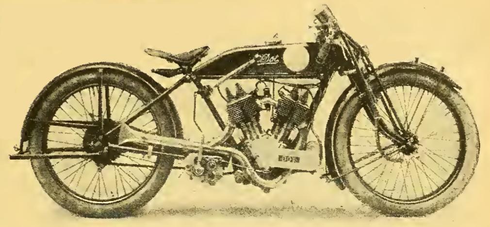 1922 DOT 8HP