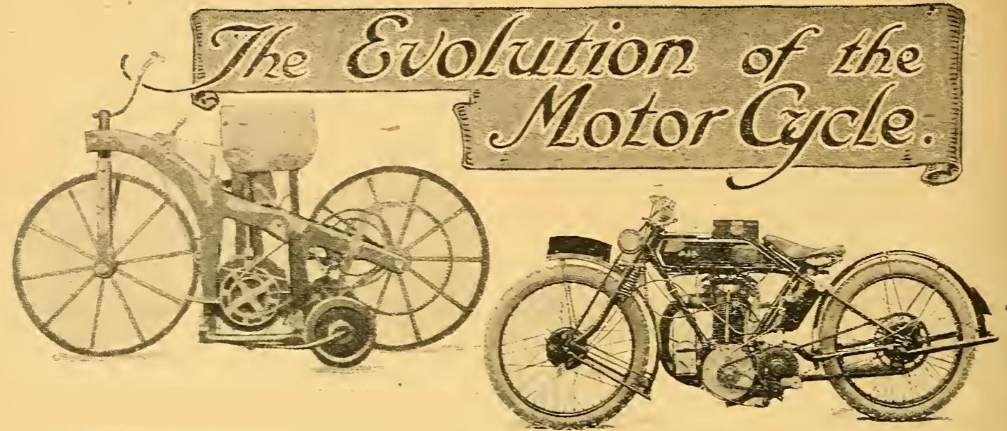 1922 EVOLUTION AW