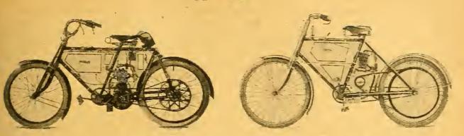 1922 EVOLUTION BOWDEN ORMONDE