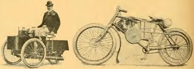 1922 EVOLUTION DEDION CLEMENT
