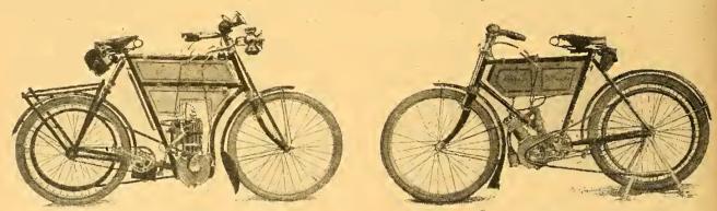 1922 EVOLUTION DION MINERVA