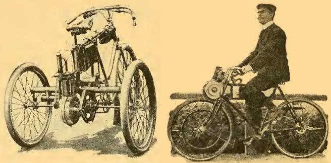 1922 EVOLUTION DITRIKE WERNER
