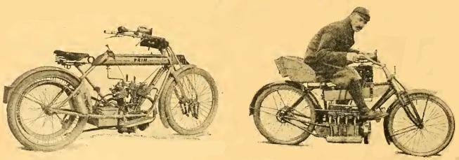 1922 EVOLUTION PRIM BINKS