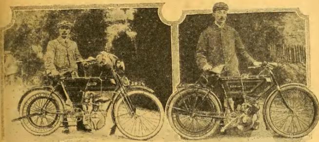 1922 EVOLUTION QUADRANT MINERVA