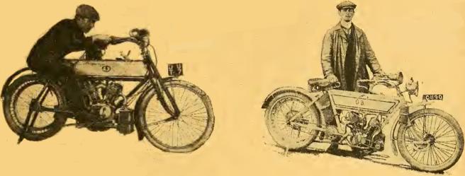 1922 EVOLUTION RILEY GB