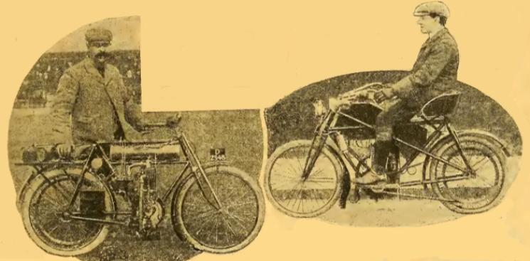 1922 EVOLUTION TESSIER ORIGINALITY