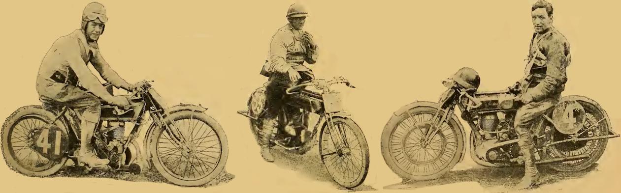 1922 FRENCH GP DAV VIS BEN