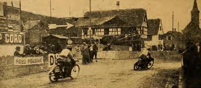 1922 FRENCH GP GNESA