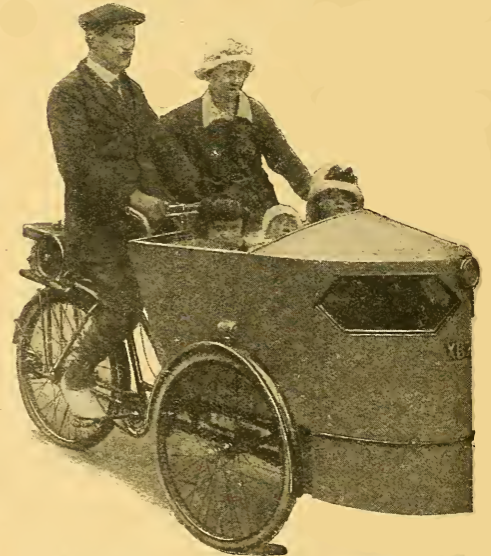 1922 HYBRID FORECAR