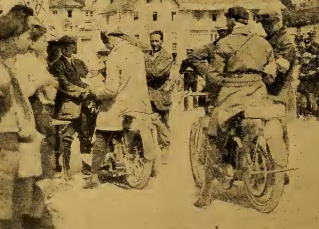 1922 ISDT DIVORNE