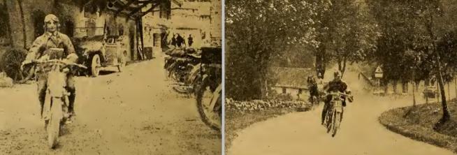 1922 ISDT FUHRER FRANCONI