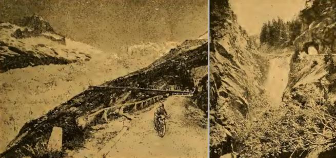 1922 ISDT GLACIER FALLS