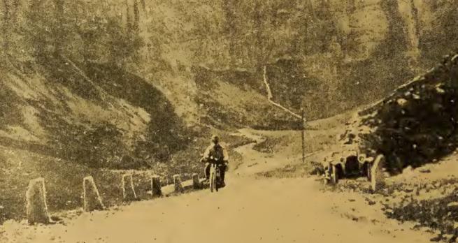 1922 ISDT KLAUSEN