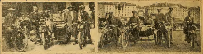 1922 ISDT TEAMS