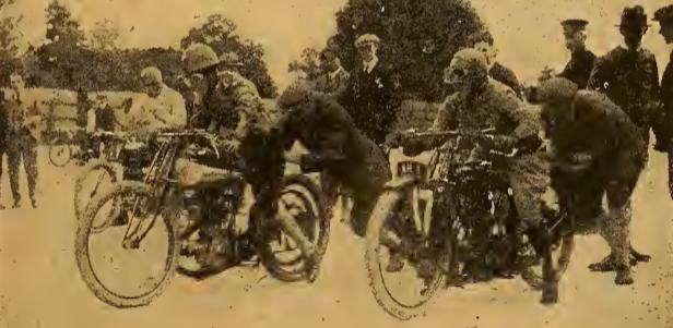 1922 JANSON BROOKLANDS