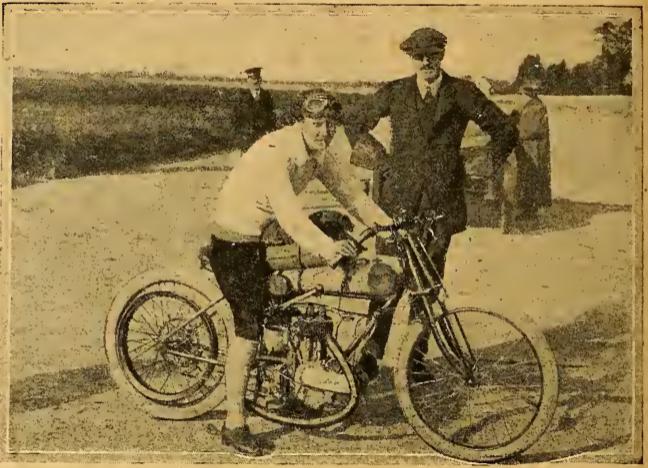 1922 JANSON RECORD