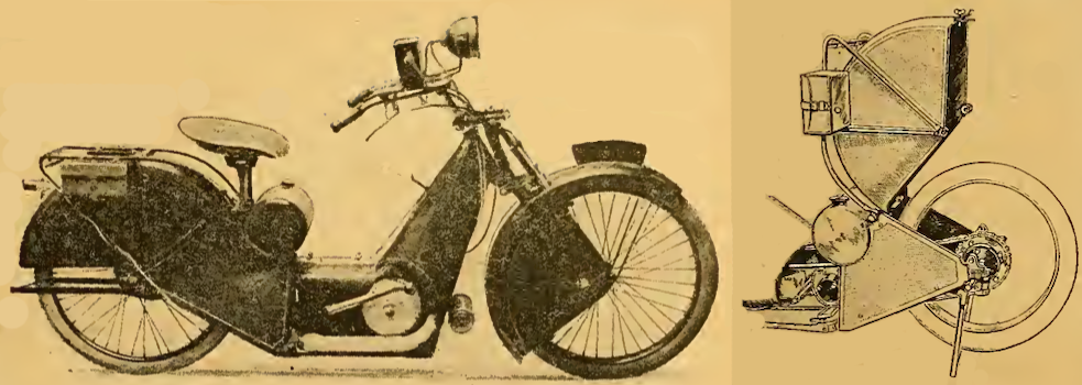1922 JUPP ENCLOSED
