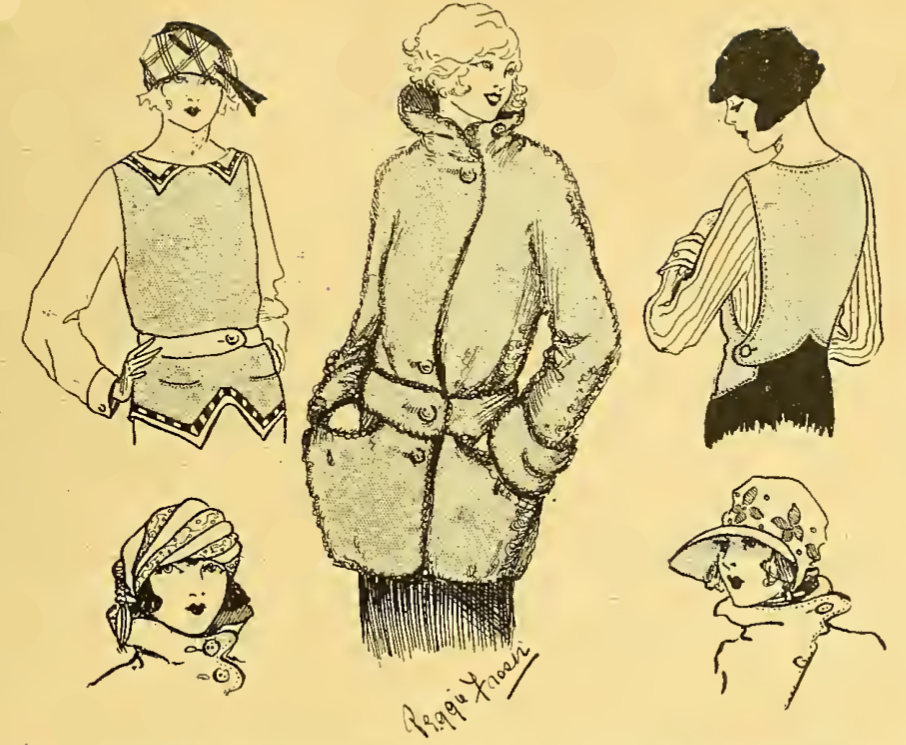 1922 LADIES GEAR