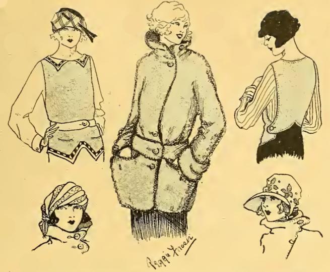 1922 LADIES GEAR