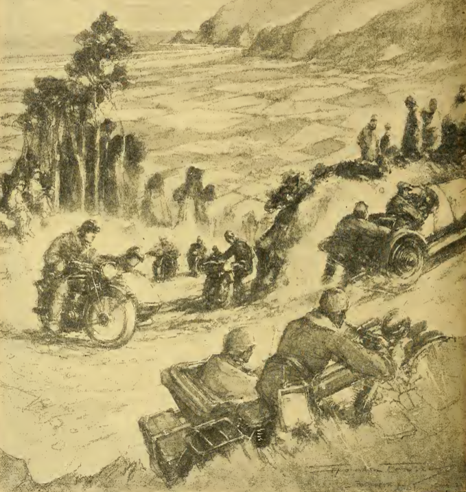 1922 LANDSEND TRIAL CROSBY