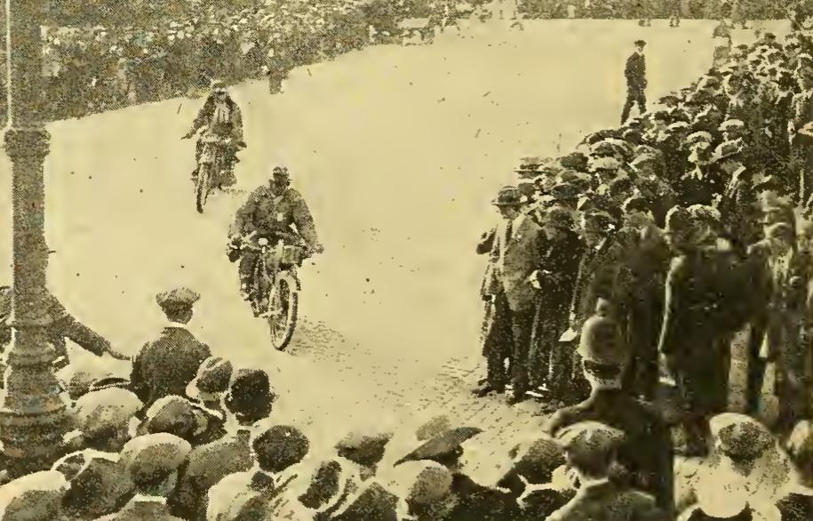 1922 LON-ED THE FINISH