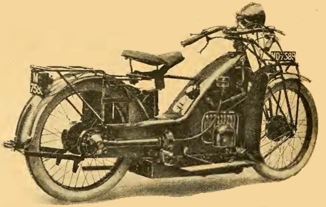 1922 LOW4 BIKE