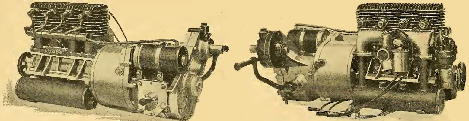 1922 LOW4 ENGINE