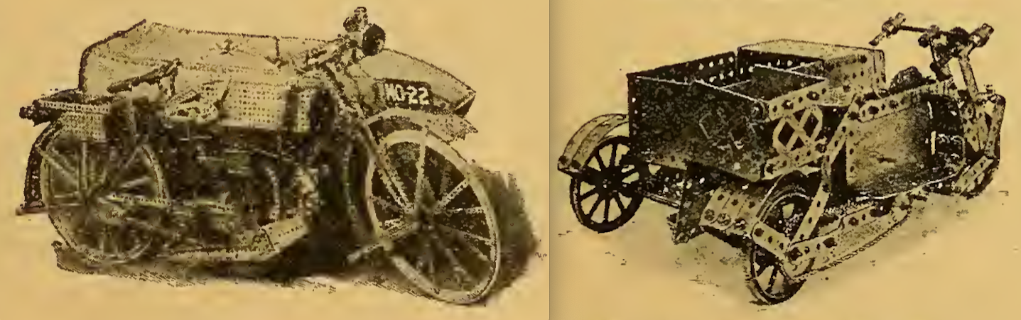 1922 MECANNO COMBOS