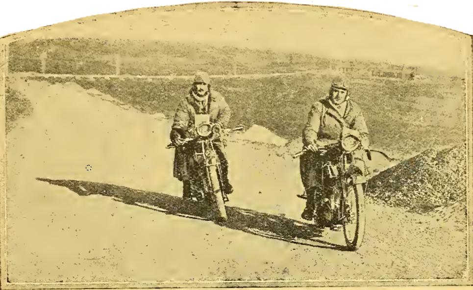 1922 NEWKY-ED TRIAL